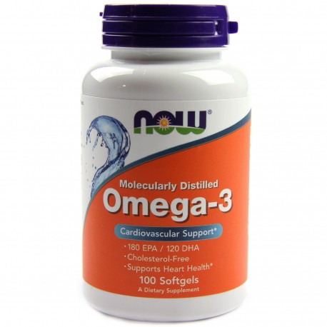 Omega-3 100 softgels