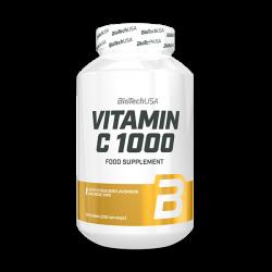 Vitamina C 1000 biotech 100 Tabl.