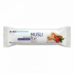All Nutrition Muesli Bar L-Carnitine